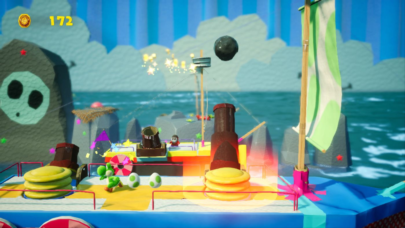 Yoshi S Crafted World Review Impossibly Charming The Verge