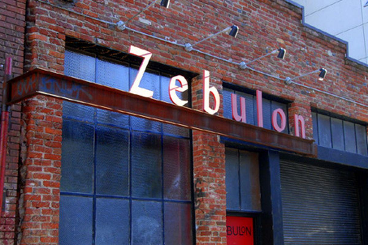 Bricks at Zebulon.