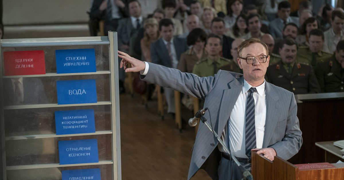 HBO's Chernobyl is a terrific miniseries. Don't accept it as the whole truth.
