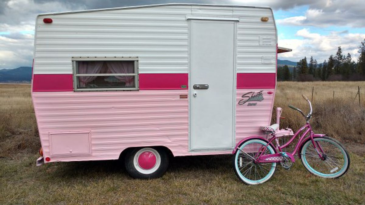 1972 Shasta Compact Trailer Cost 8250