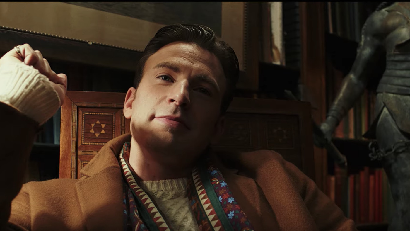 Rian Johnson's Knives Out trailer is a wild take on whodunits ...