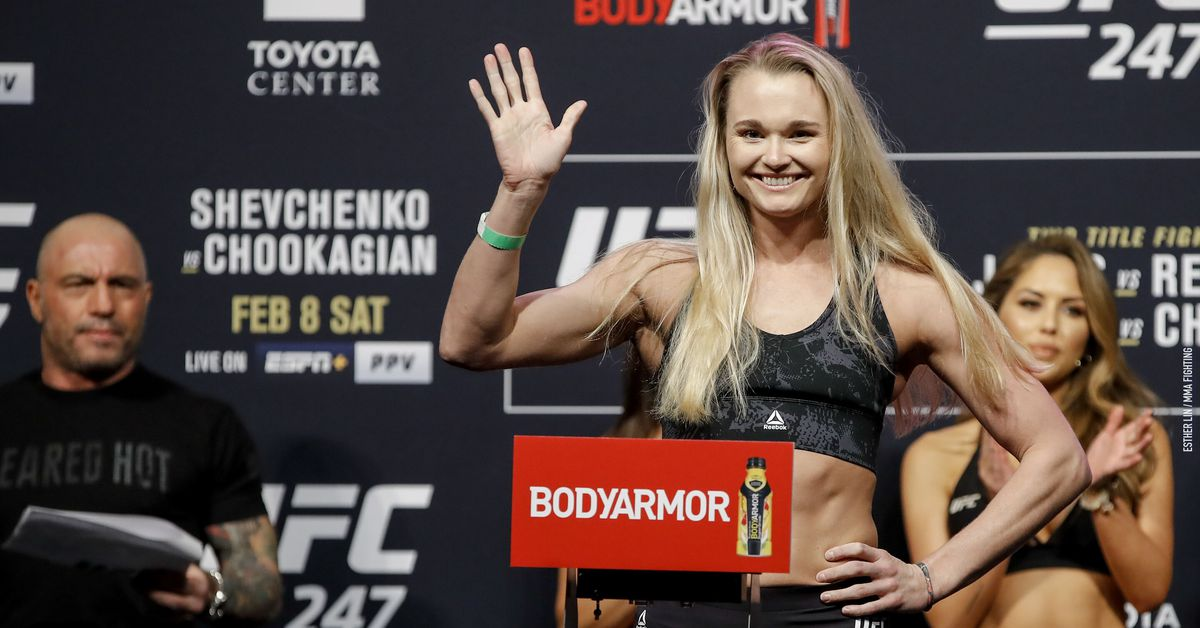 Andrea Lee vs. Antonina Shevchenko set for May 15 UFC event