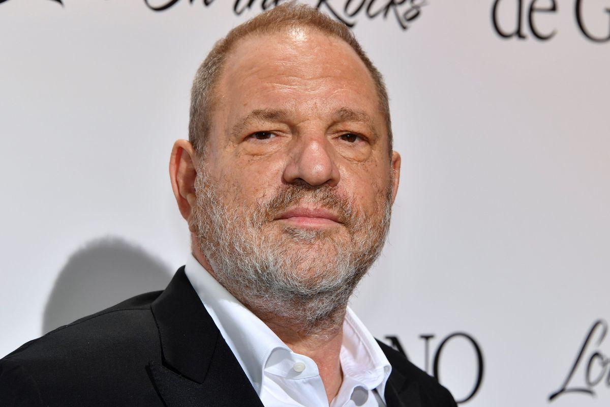 Harvey Weinstein in May 2017