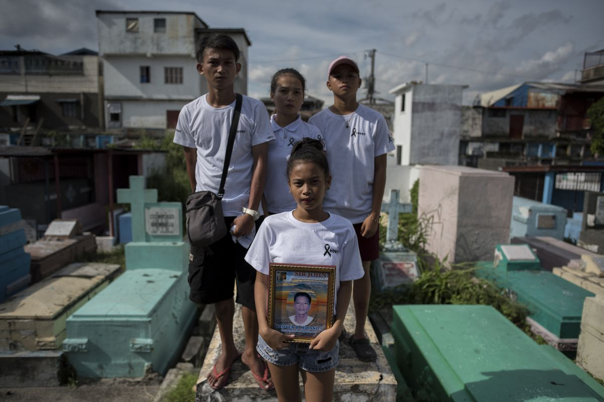 Duterte's Brutal War On Drugs Continue In The Philippines
