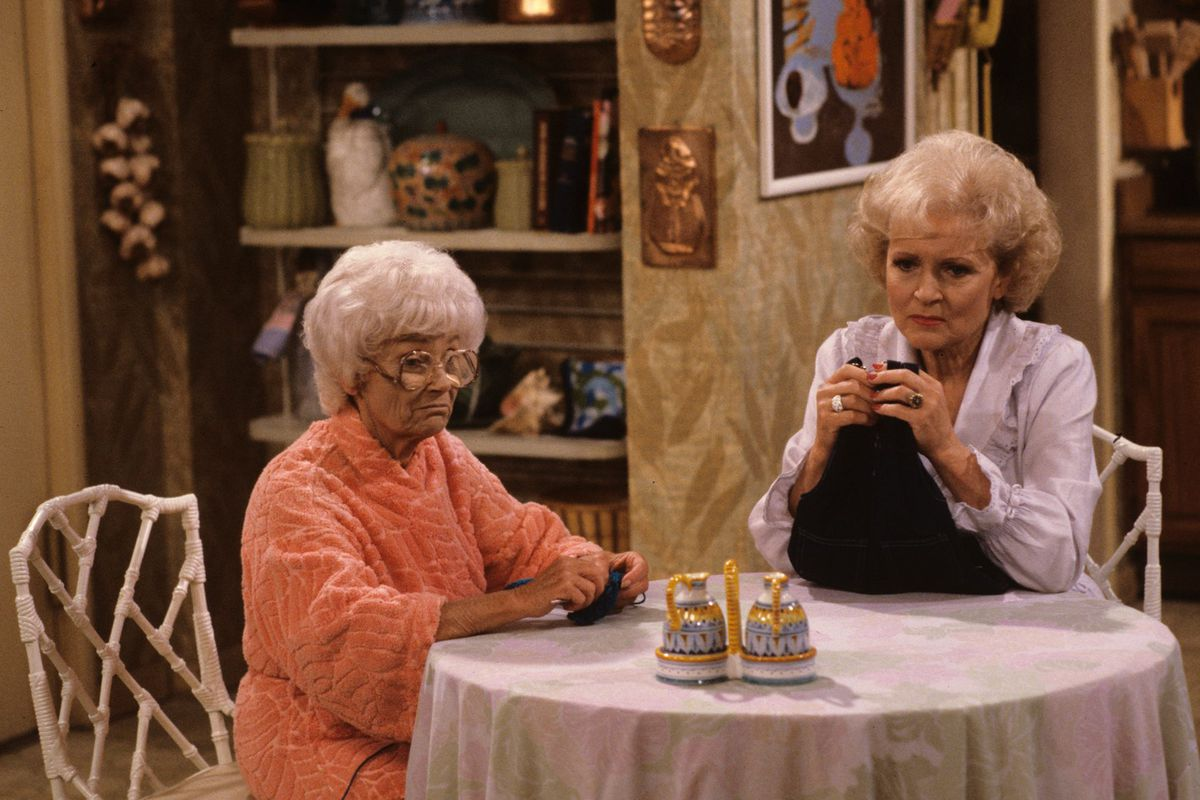 A Golden Girls Themed Restaurant Is Headed To Nyc Eater
