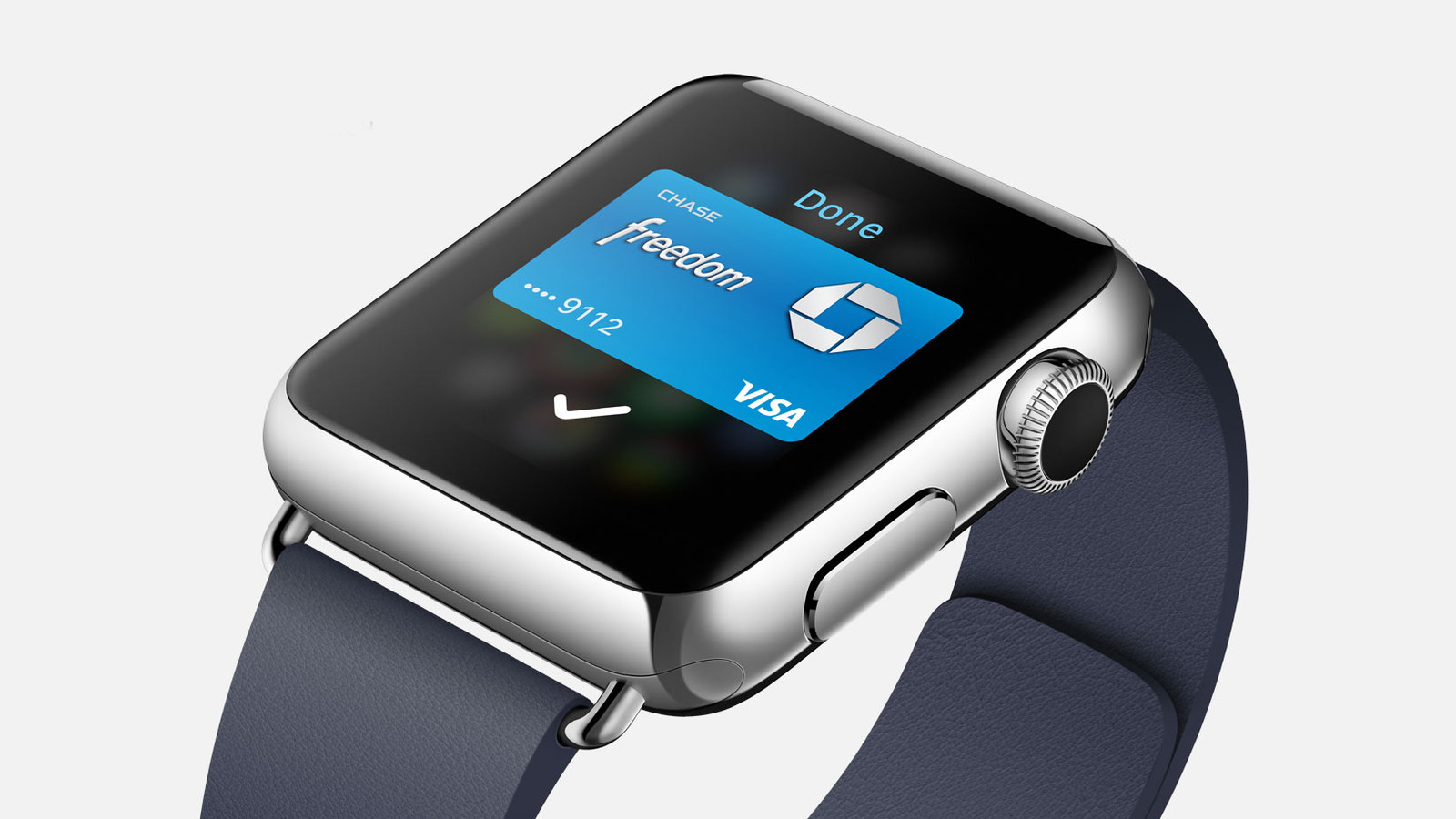 how to verify card on apple watch