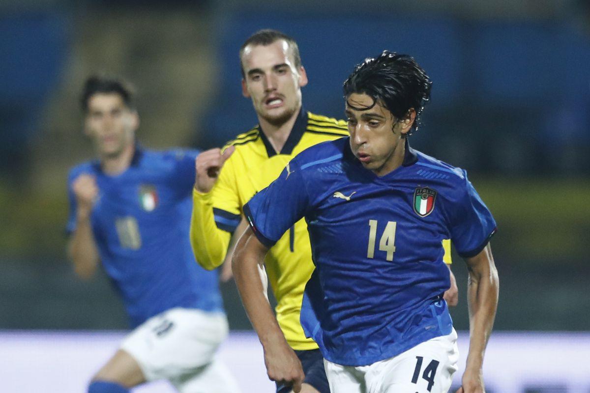 Italy U21 v Sweden U21 - UEFA Euro Under 21 Qualifier