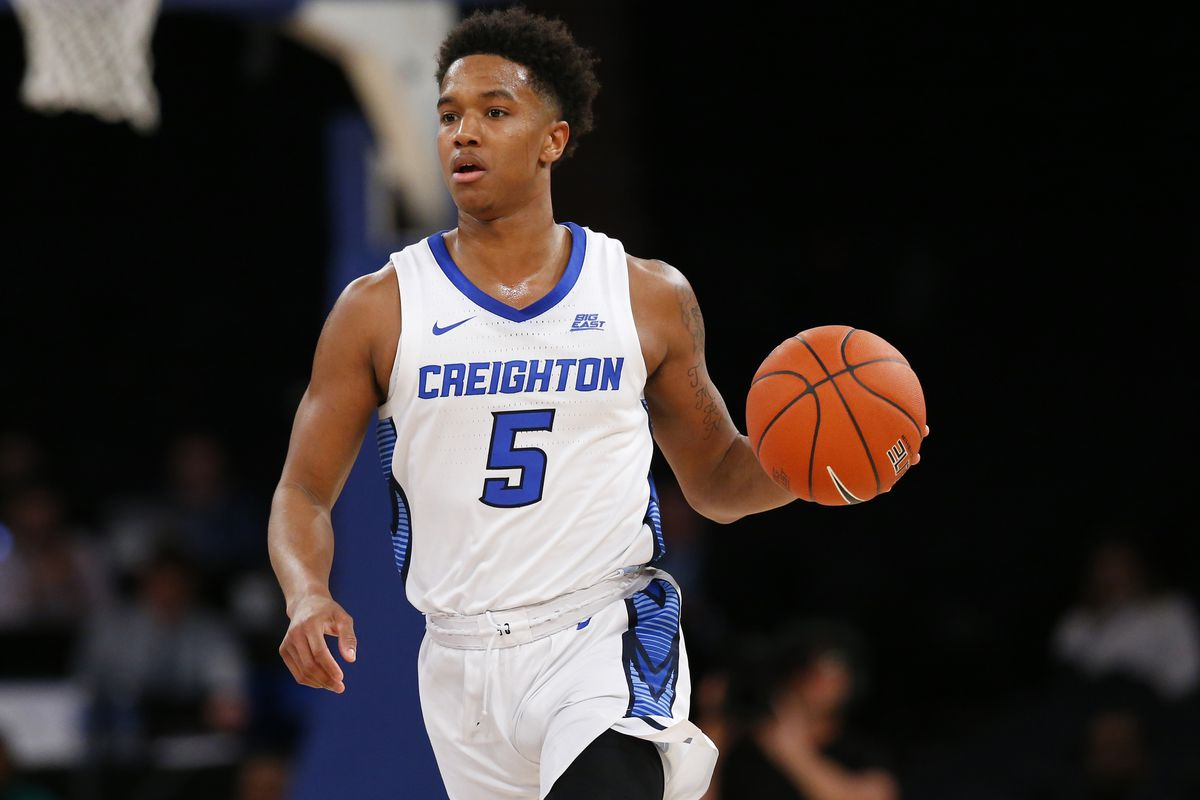 The Suns reportedly signed Creighton guard Ty-Shon Alexander to a two-way  deal - Bright Side Of The Sun