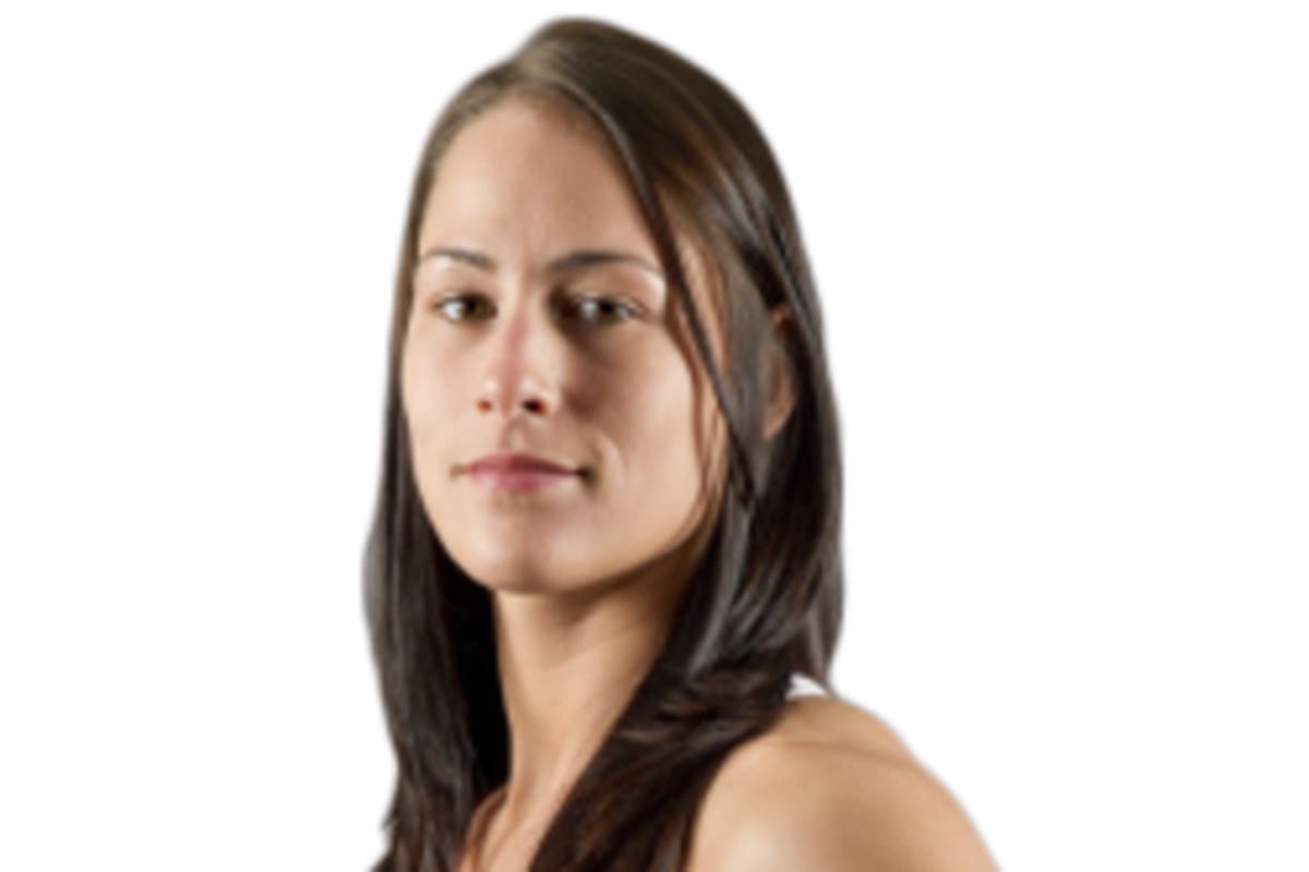 Jessica Eye signs with UFC, could fight Sarah Kaufman in ...