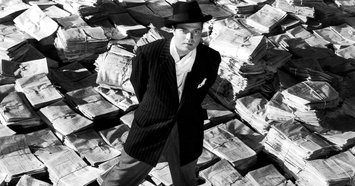 Citizen Kane is leaving HBO Max at the...