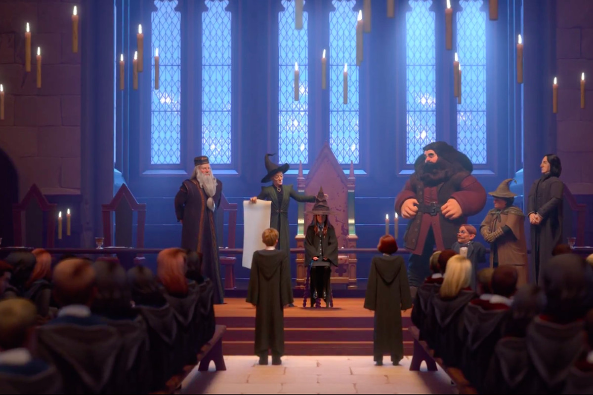 Harry Potter Game Hogwarts Mystery Releases This Month