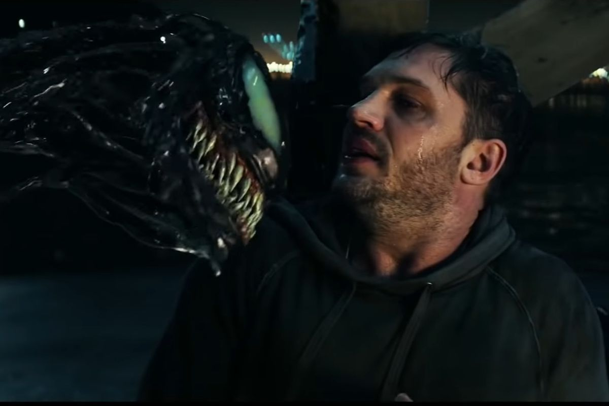 Venom review: a fun twisted rom-com disguised as a bad ...