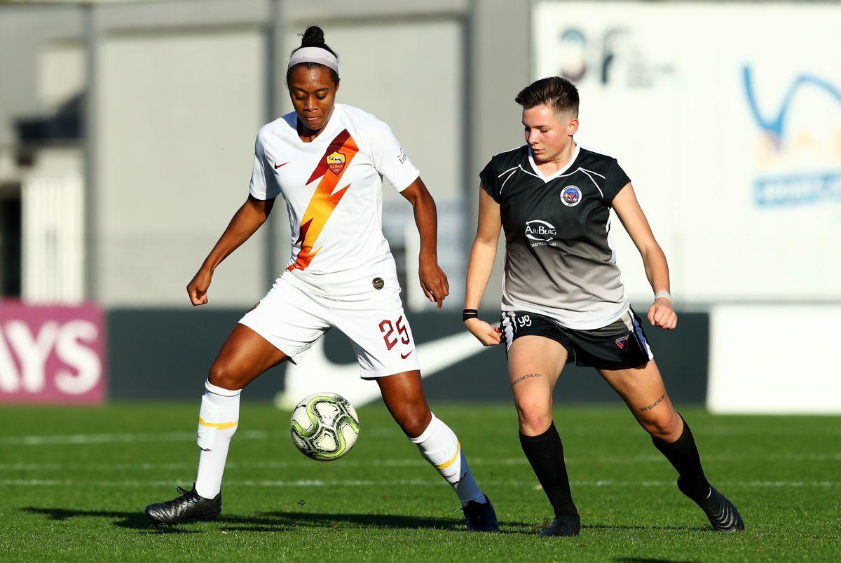 AS Roma v Orobica Calcio Bergamo - Serie A Women's
