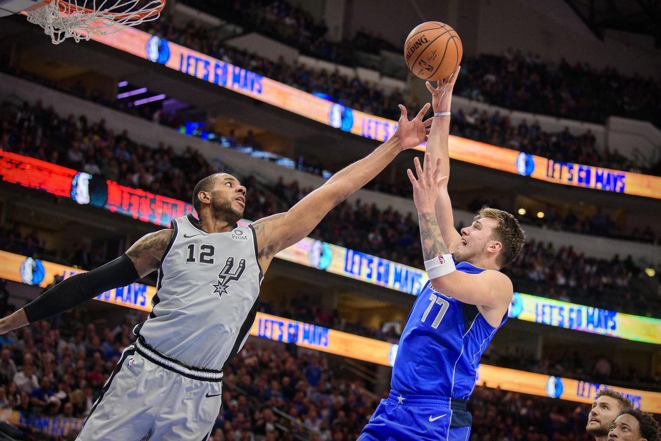 The Spurs follow the current template in a frustratingly familiar loss to the Mavericks