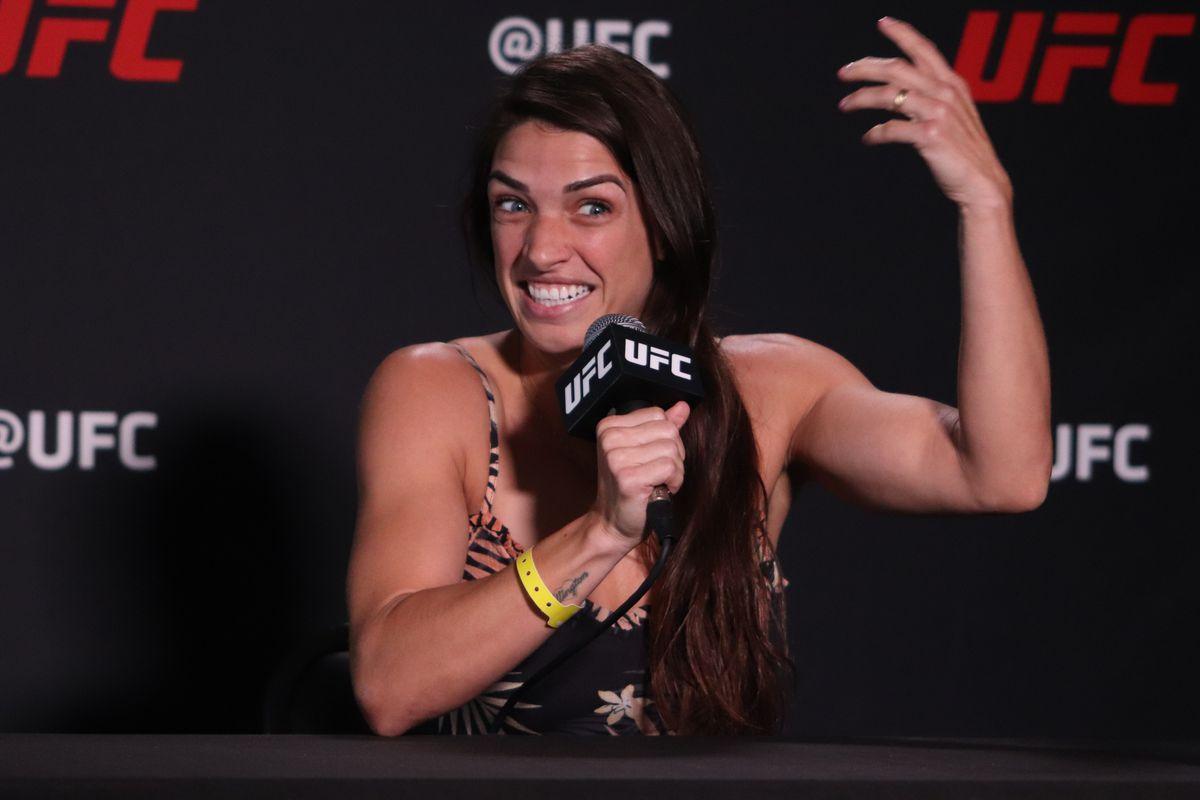 MMA: OCT 06 UFC Vegas 39 Media Day
