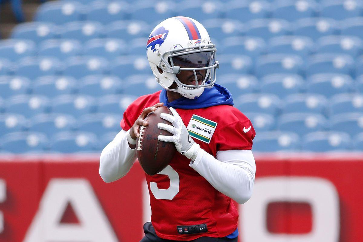 NFL: Buffalo Bills-Minicamp