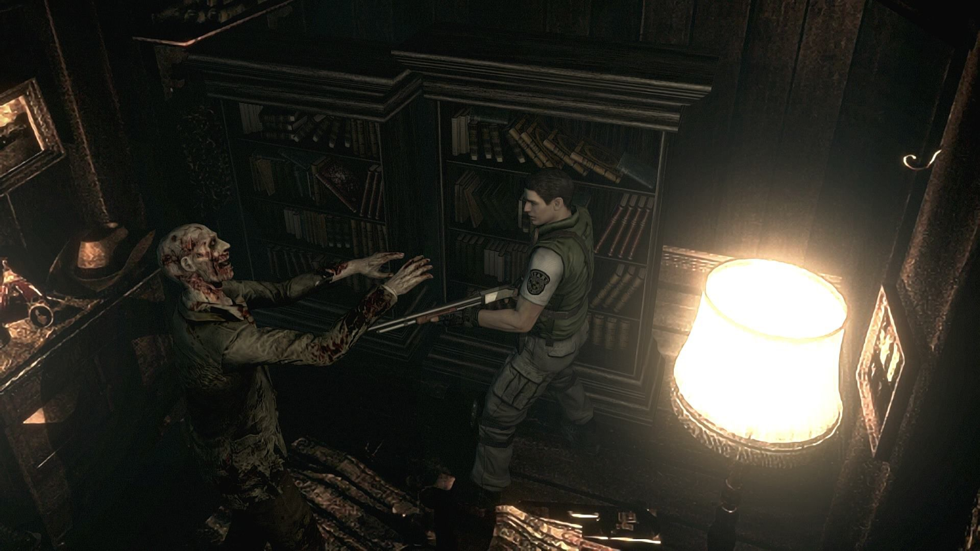 Resident Evil review a 1920