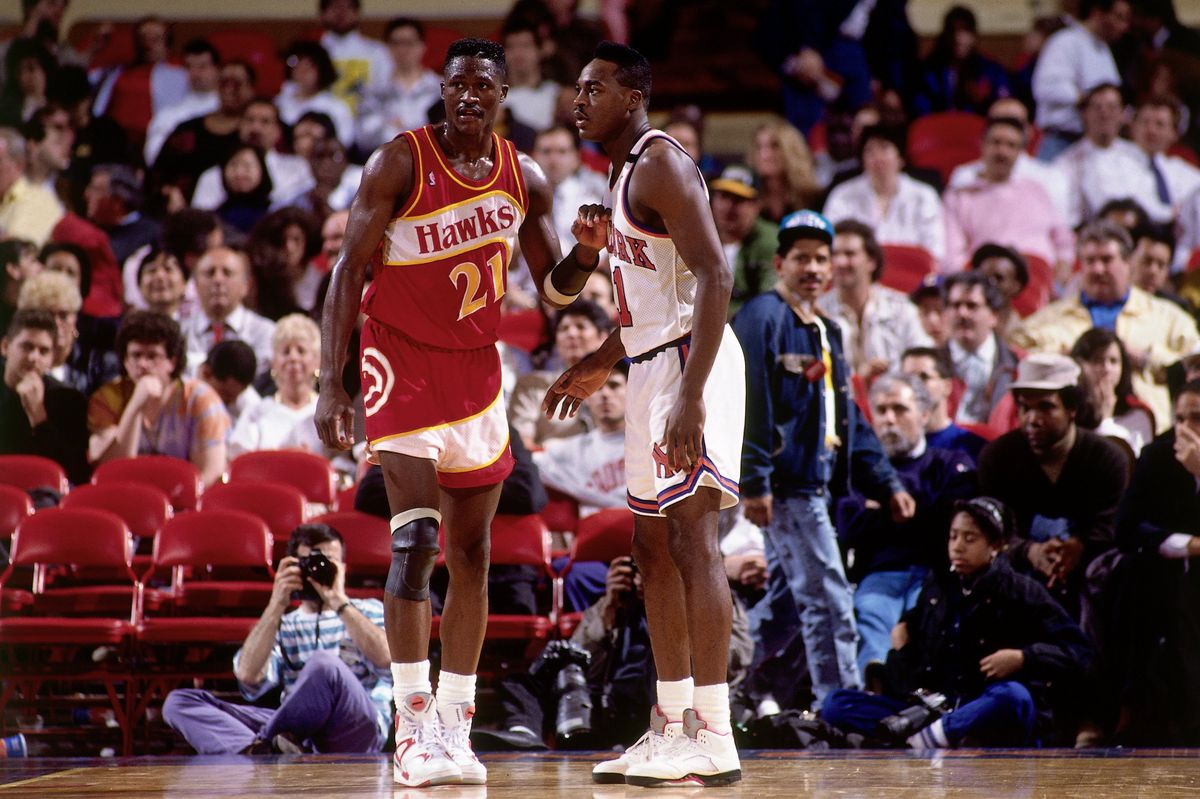 Atlanta Hawks vs. New York Knicks