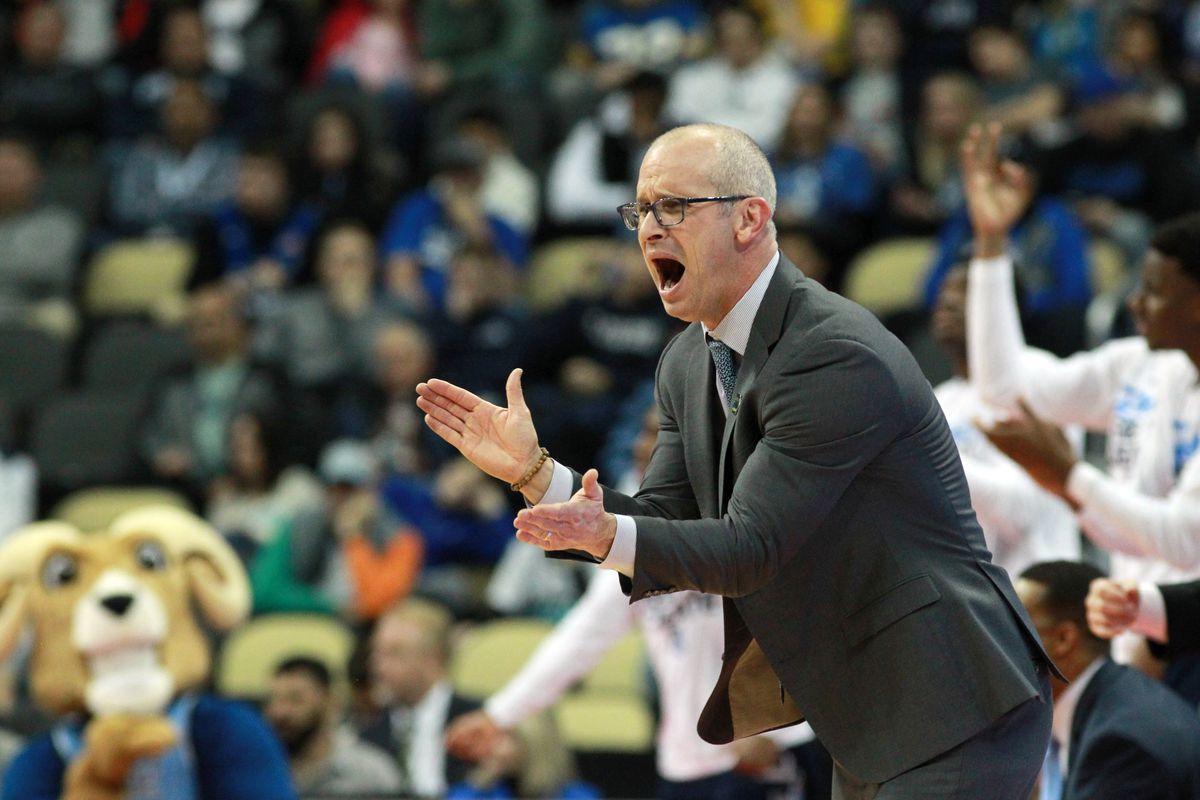Rhode Island's Dan Hurley mulling UConn, Pitt options