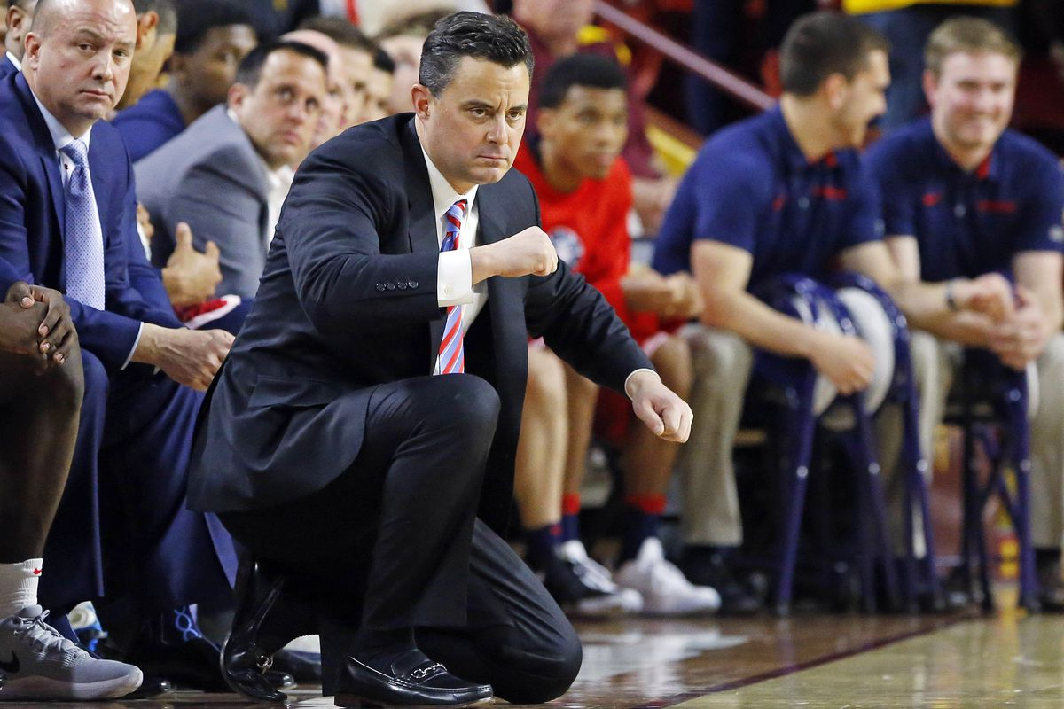 NCAA Basketball: Arizona at Arizona State