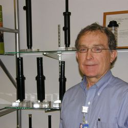 K.C. Ericksen, CEO of Orbit Irrigation Products Inc.