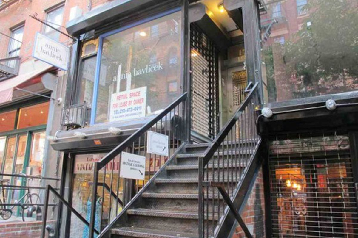 """Image via <a href=""""http://www.boweryboogie.com/2011/05/annie-havlicek-quits-boutique-154-orchard-street/?utm_source=feedburner&amp;utm_medium=feed&amp;utm_campaign=Feed%3A+BoweryBoogieALowerEastSideChronicle+%28Bowery+Boogie%29&amp;utm_content=Googl"""