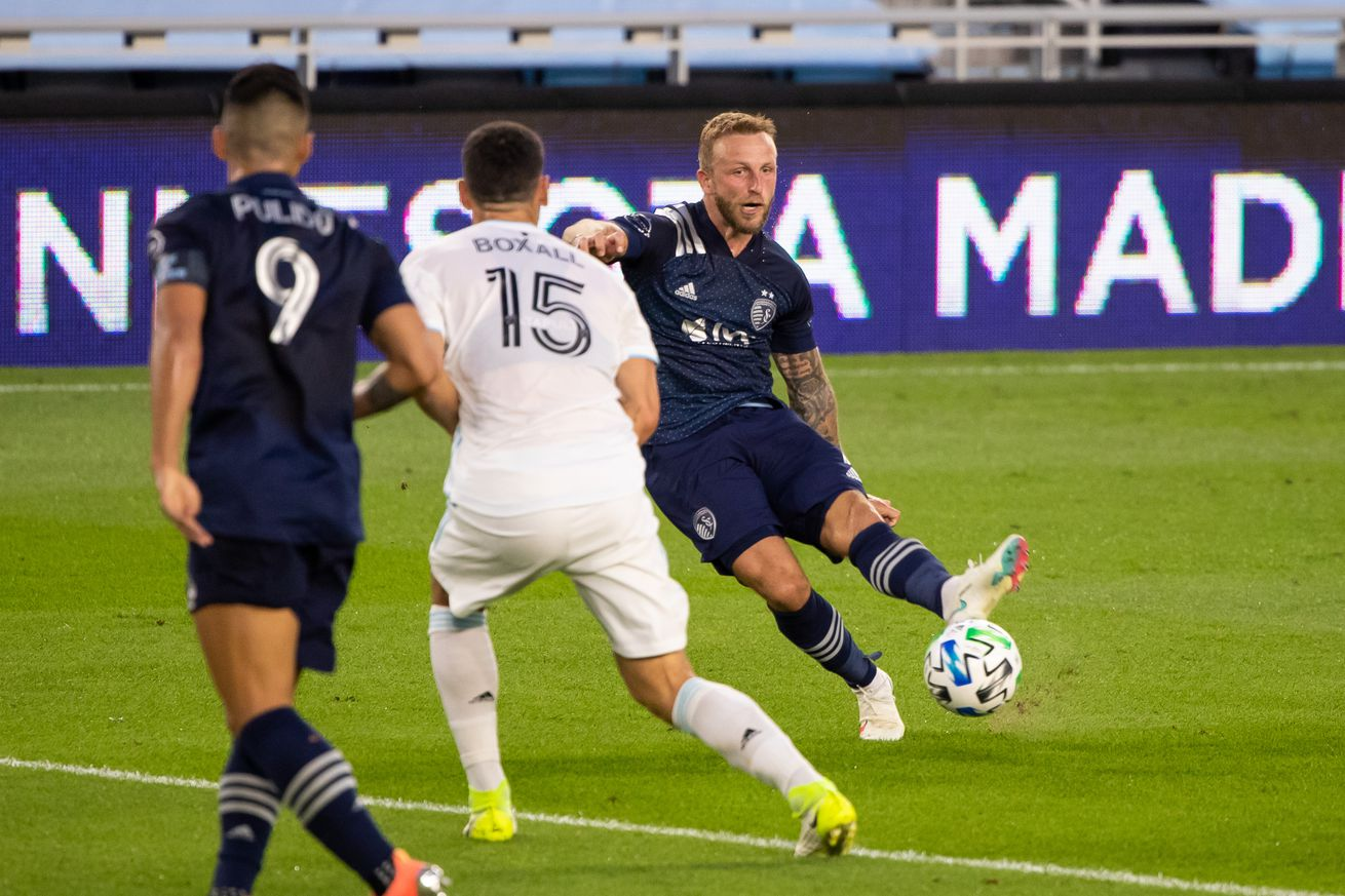 MLS: Sporting Kansas City at Minnesota United FC