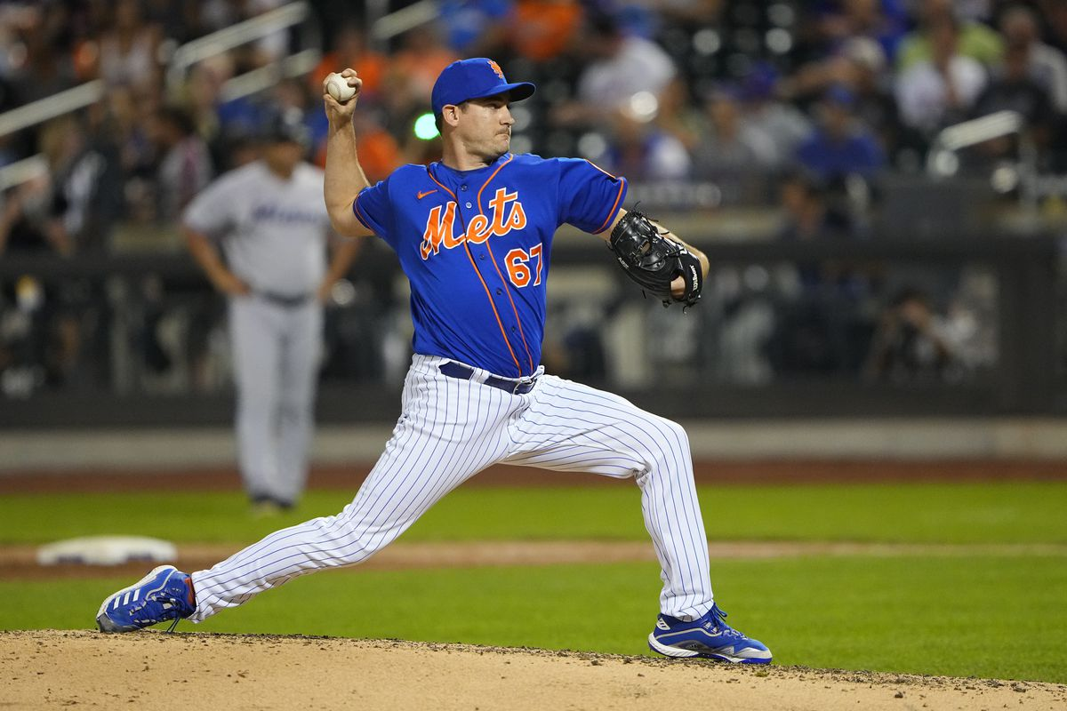 MLB: Game Two-Miami Marlins at New York Mets