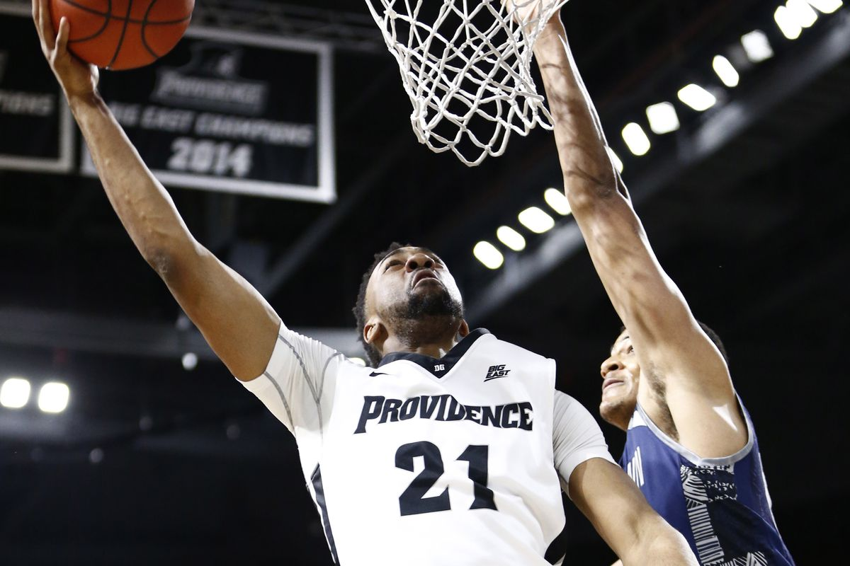 NCAA Basketball: Georgetown at Providence