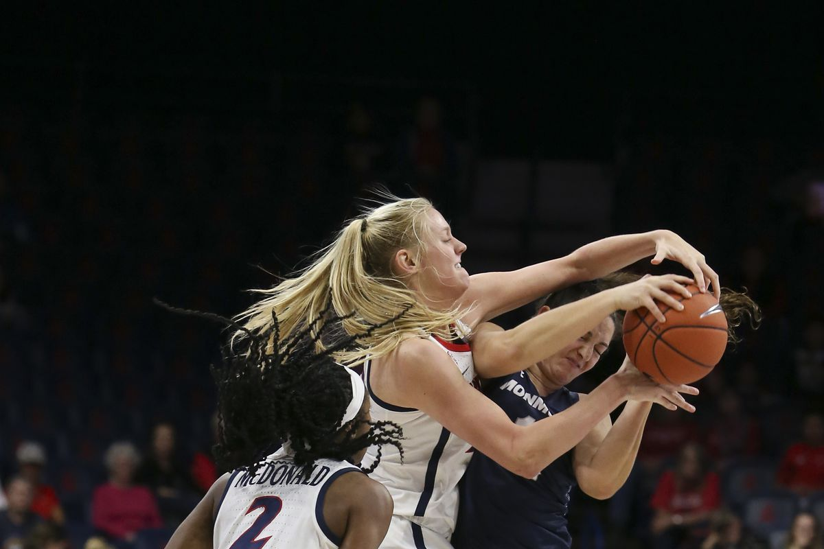 Cate Reese carries short-handed Arizona to victory over UTEP