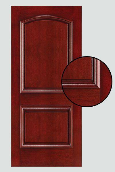 Jeld-Wen Pro Series Fiberglass Door