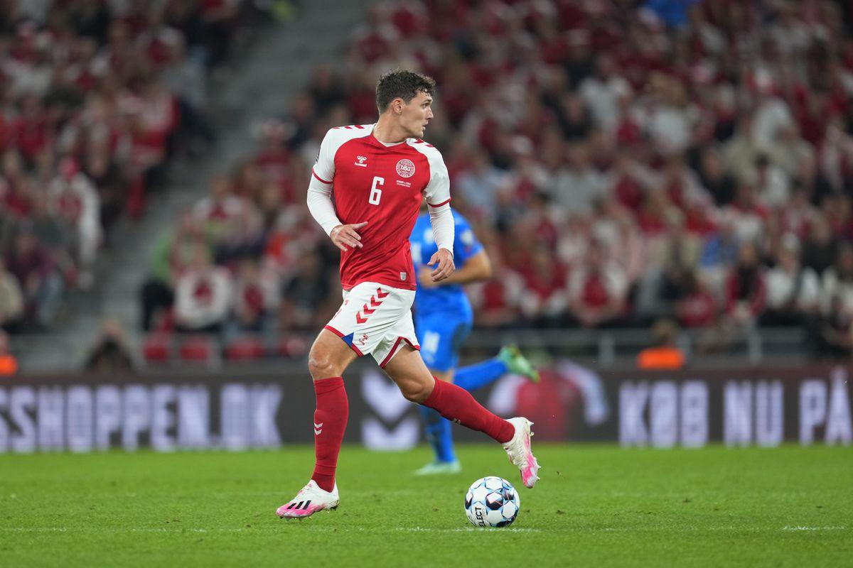 Denmark v Israel - World Cup Qualfication