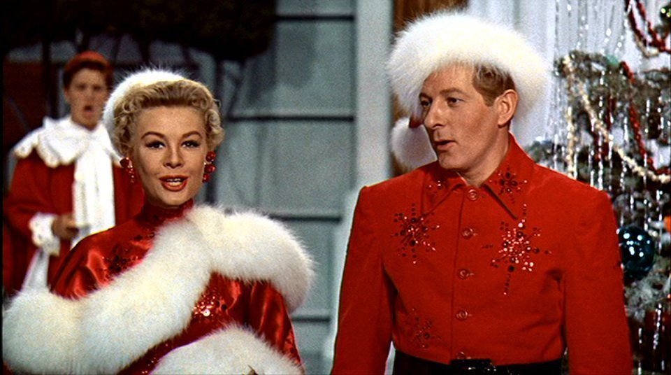 the movie white christmas is set in what state