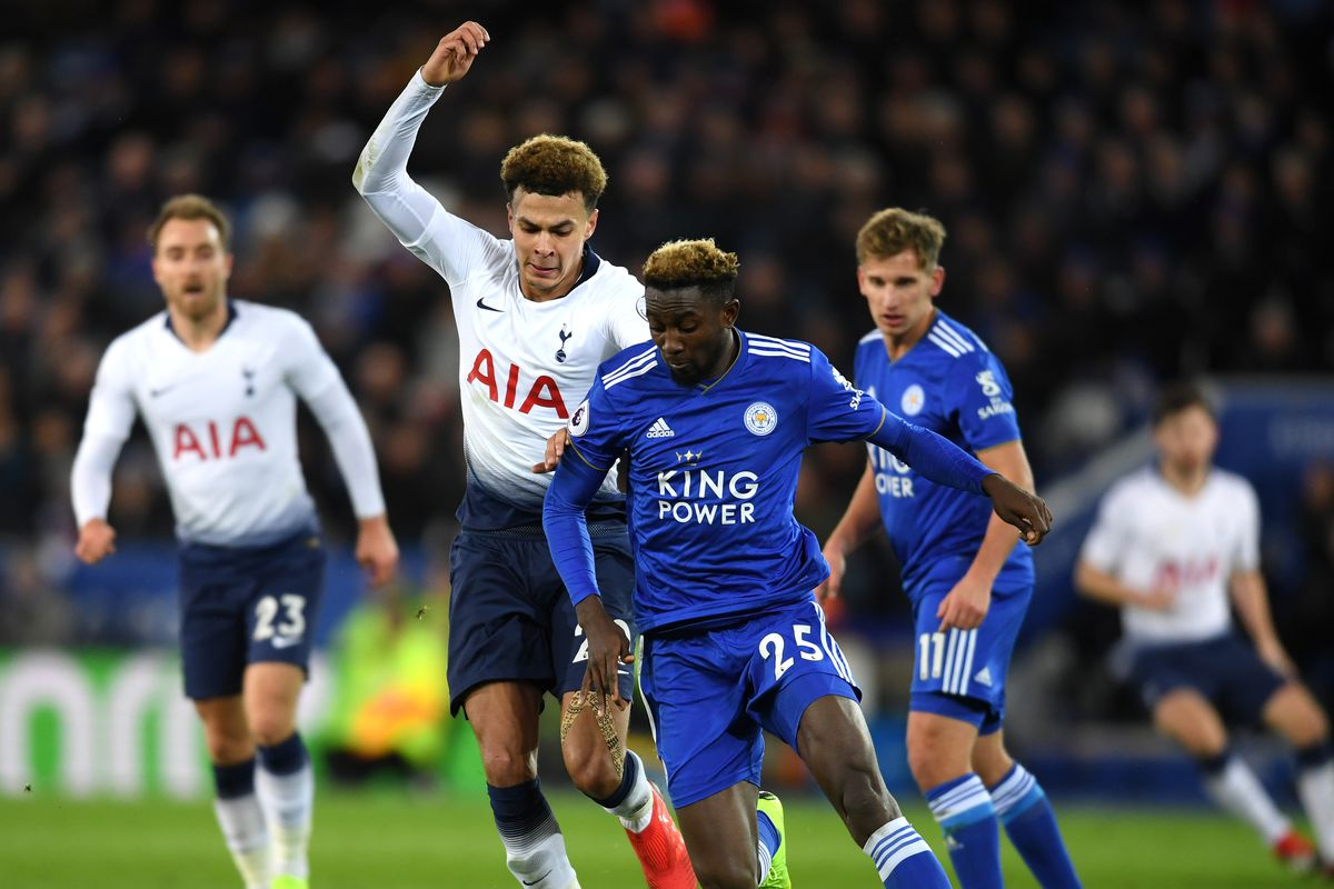 Key Battles To Watch For Leicester City Vs Tottenham Hotspur