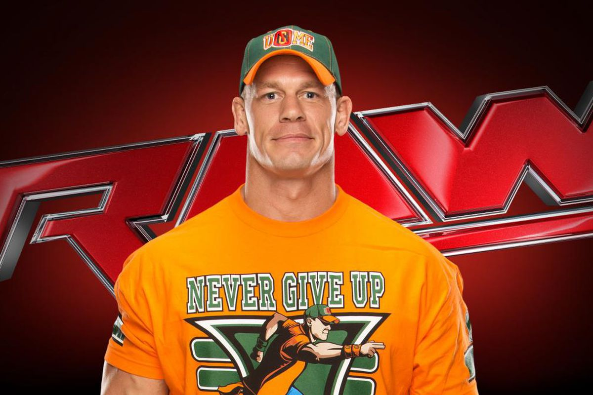 Free Agent John Cena Moving Wwe Raw After Summerslam