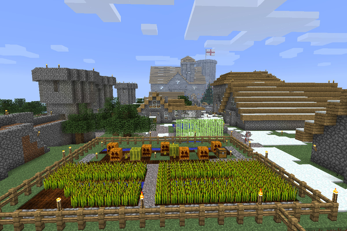 The problems with capitalism, as explained by a Minecraft
