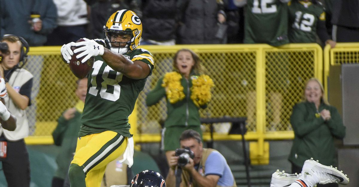 Packers' Top Plays Of 2018, #1: Randall Cobb's 75-yard