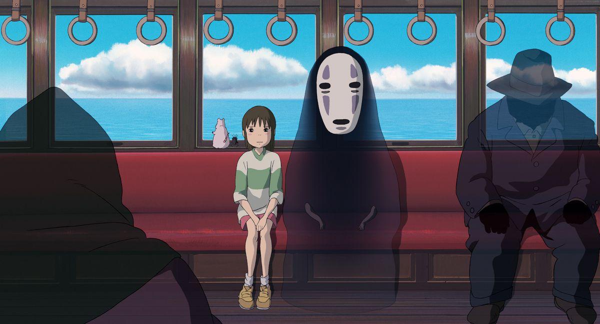 The Best Studio Ghibli Movie Scenes Ranked Polygon