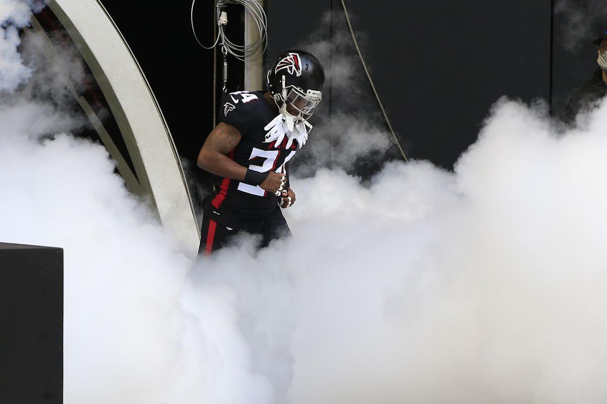 NFL: SEP 27 Bears at Falcons