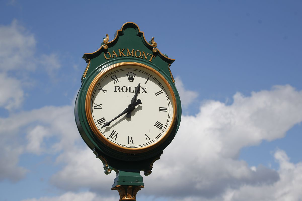 The Drive, Chip and Putt Championship - Oakmont Country Club