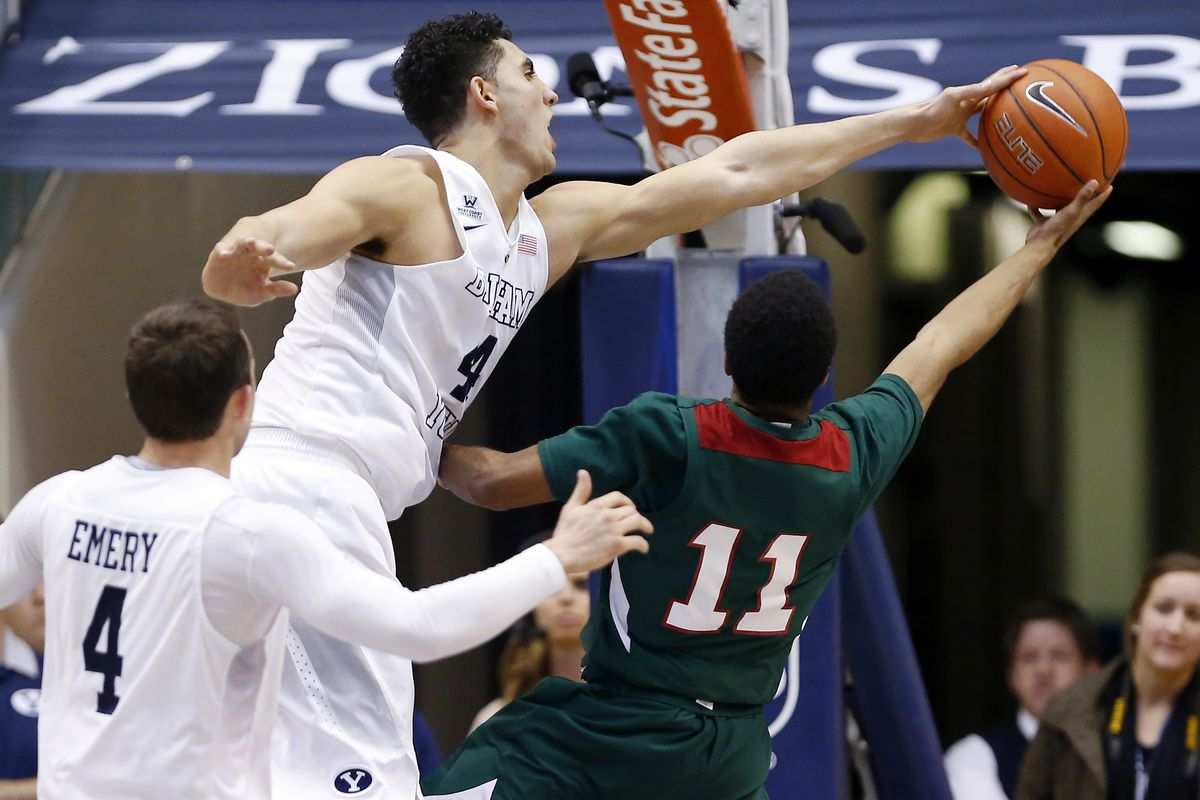 NCAA Basketball: Mississippi Valley State at Brigham Young