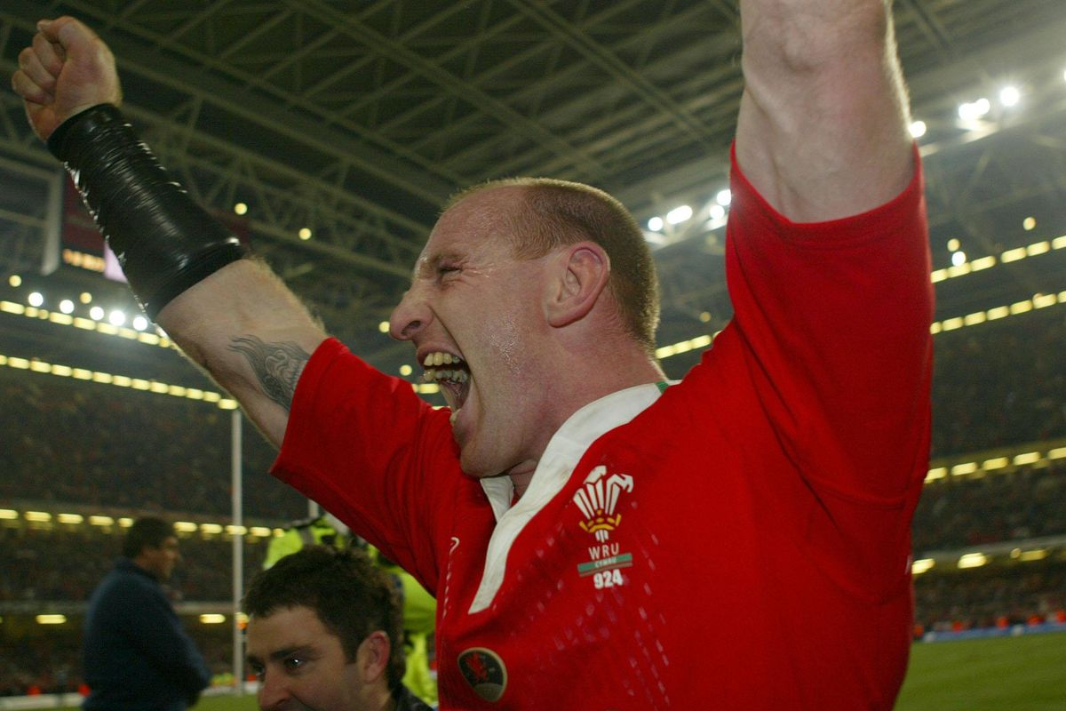 Rugby Union - RBS 6 Nations Championship 2005 - Wales v England - Millennium Stadium