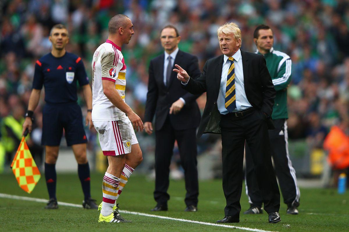 Republic of Ireland v Scotland - UEFA EURO 2016 Qualifier