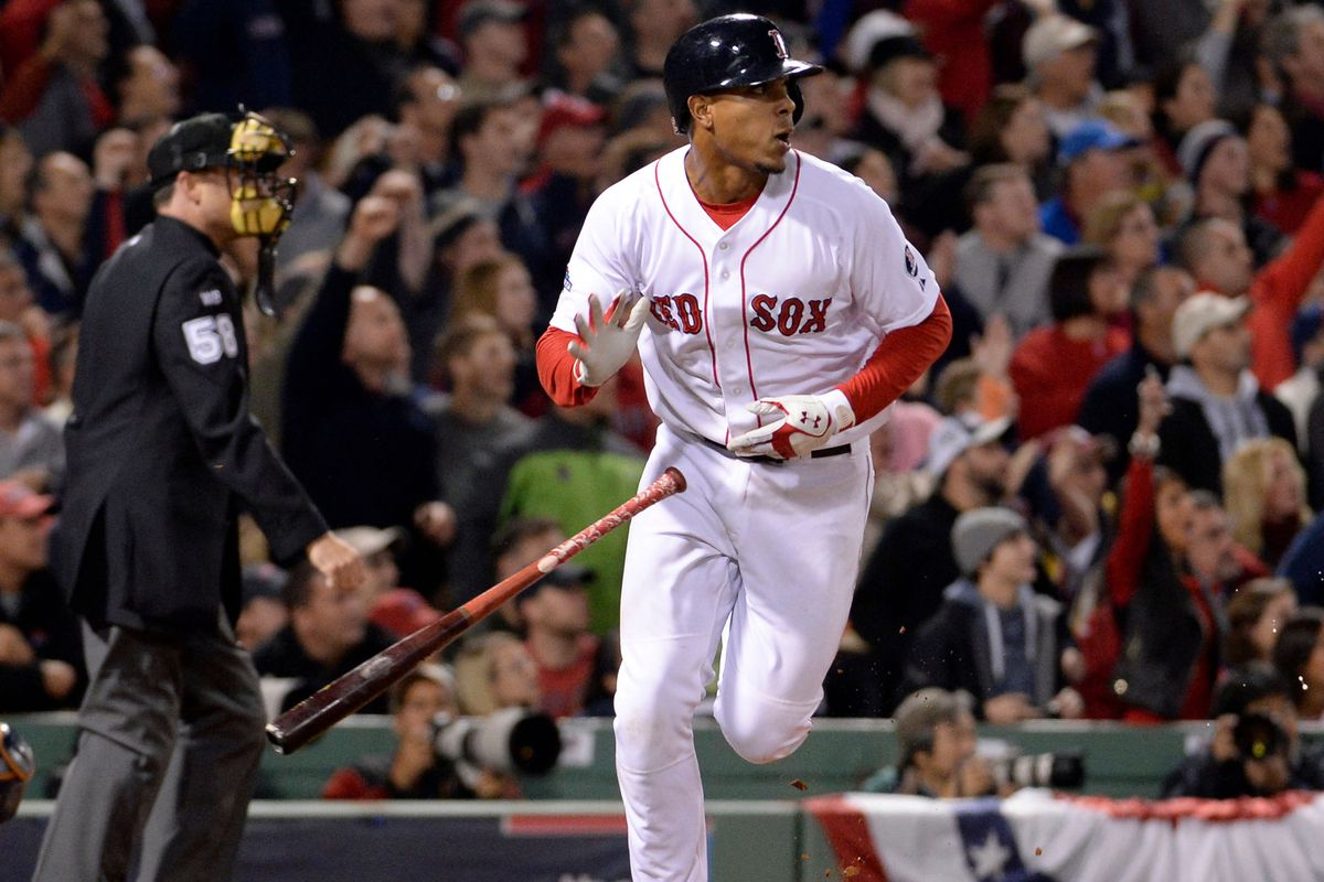 newest 69e9e c8aa3 Xander Bogaerts: The next Red Sox superstar - Over the Monster