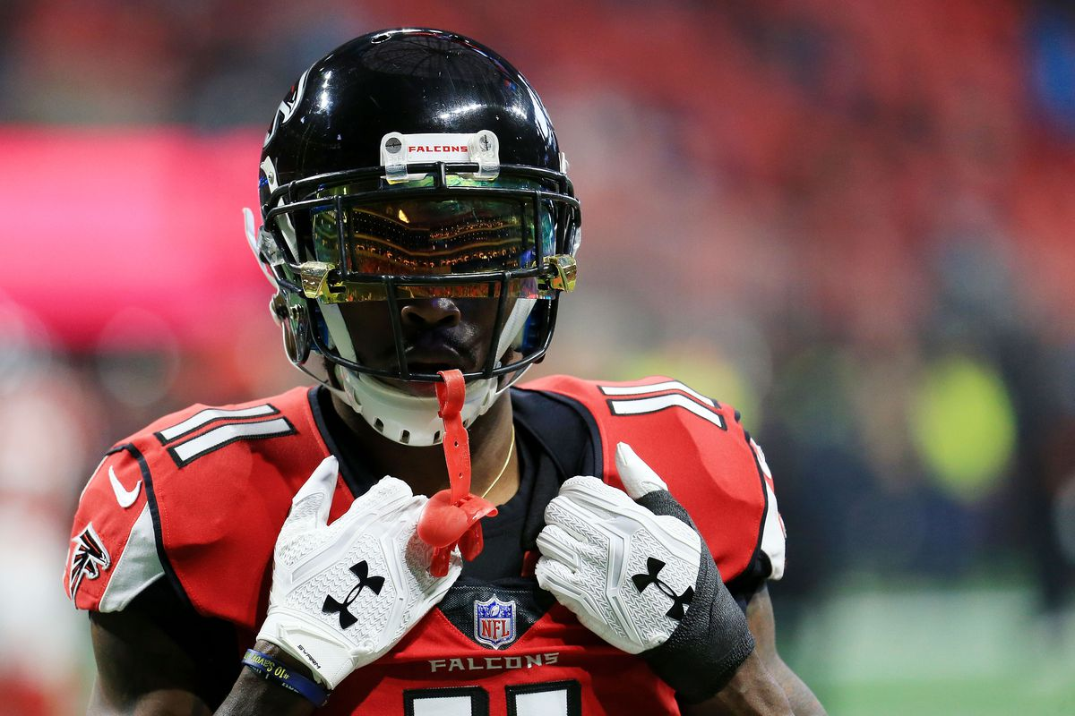d23e65dd107 The Falcons are playing a dangerous game with Julio Jones - The Falcoholic