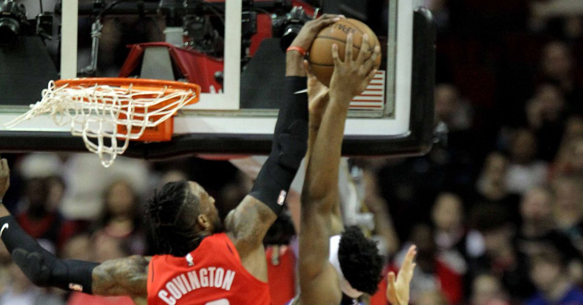 """Rockets 123, Knicks 112: """"All things considered, this wasn't a bad blowout"""""""