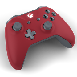 Rutgers Scarlet Knights - Xbox One Controller