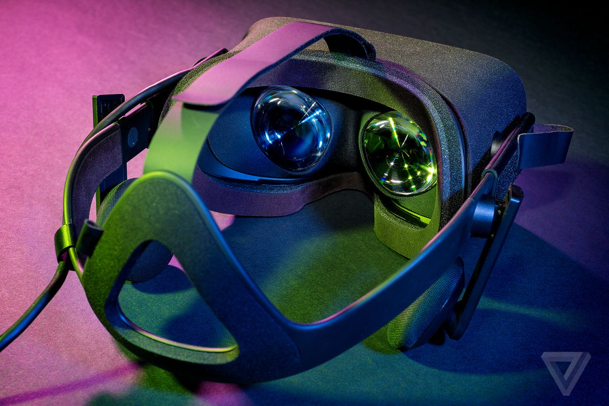 Oculus brings Rift VR headsets back to life with a software