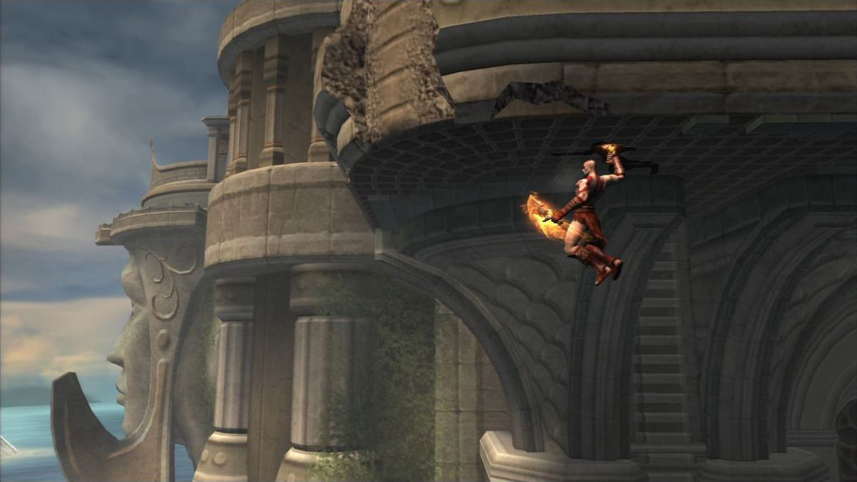 how to beat the two sisters in god of war ascension