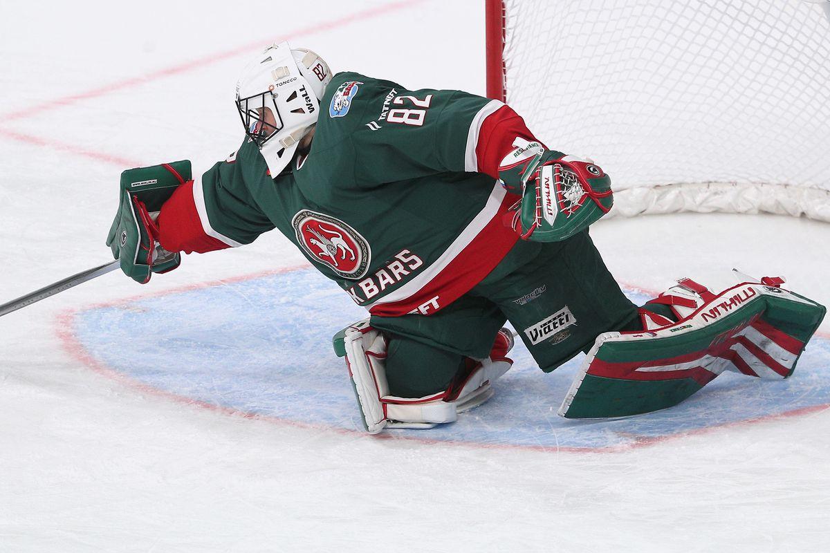 Kontinental Hockey League: Ak Bars Kazan vs Torpedo Nizhny Novgorod Region